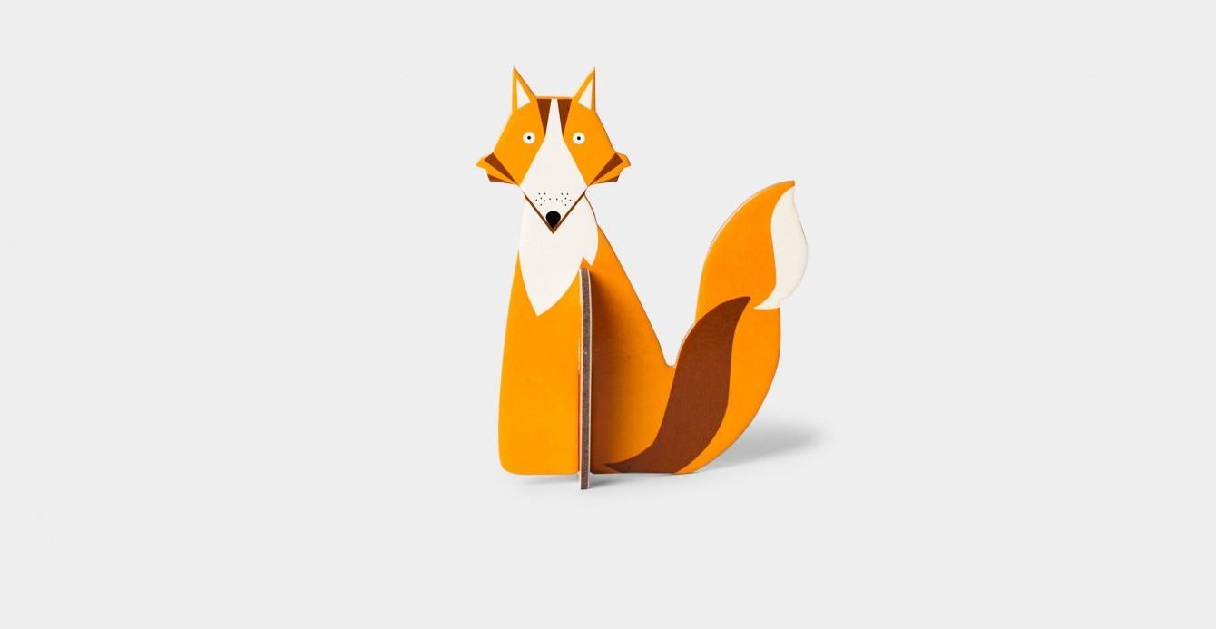 Fired Fox